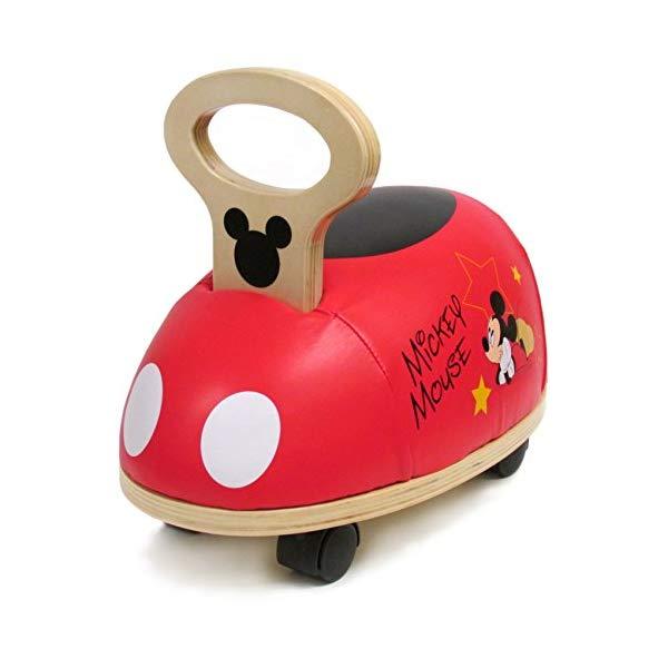 乗用玩具 足けり ミッキー ディズニー 乗物 ライド&ロール GOGOライド Kids Preferred Disney Baby Mickey Mouse Ride 'N' Roll, 14.5