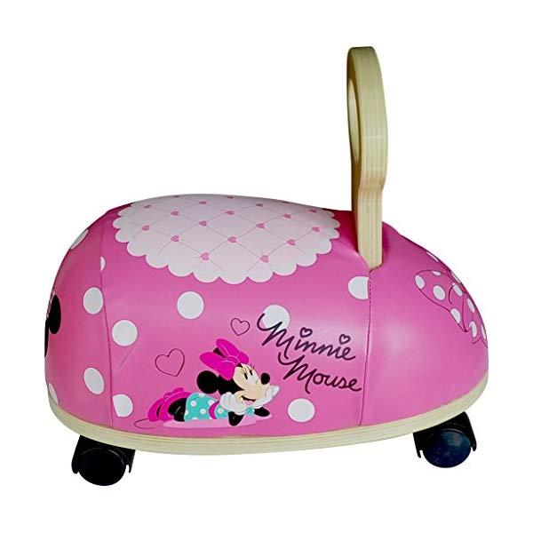 乗用玩具 足けり ミニー ディズニー 乗物 ライド&ロール GOGOライド Kids Preferred Disney Baby Minnie Mouse Ride 'N' Roll, 14.5