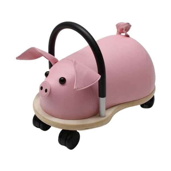 乗用玩具 足けり ウィリーバグ ブタ 豚 wheely bug Lサイズ インスタ映え フォトジェニック  乗用玩具 足けり ウィリーバグ ブタ 豚 LPrince Lionheart Wheely Bug, Pig, Large