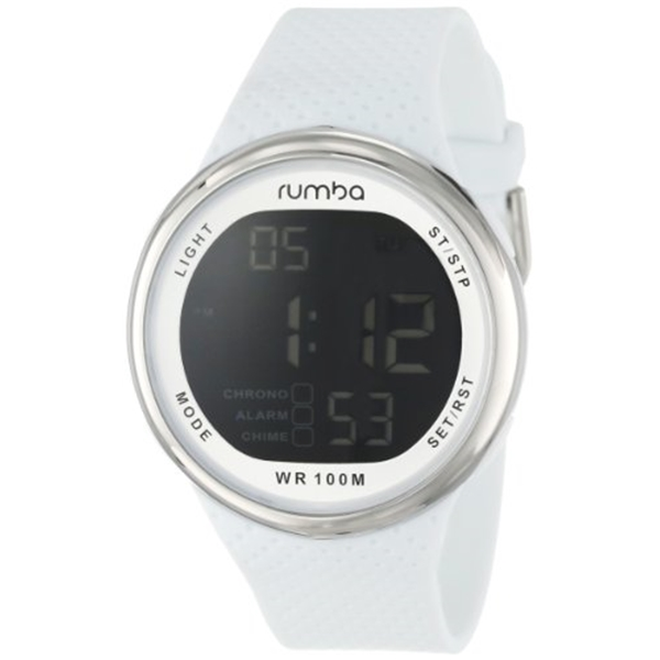 ルンバタイム RumbaTime レディース 腕時計 時計 RumbaTime Unisex 11958 PARK Snow Patrol Digital Watch