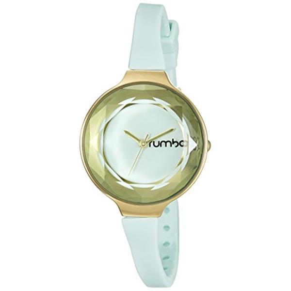 ルンバタイム RumbaTime レディース 腕時計 時計 RumbaTime Women's 22681 Orchard Gem Mini Gold 30mm Mint Green Watch