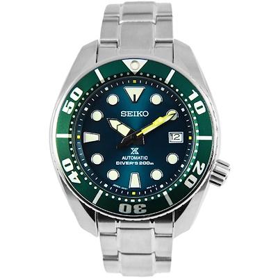 セイコー SEIKO 腕時計 ウォッチ SEIKO PROSPEX LIMITED MODEL DIVER SCUBA SUMO SZSC004 MENS JAPAN IMPORT