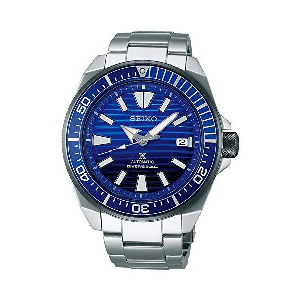 セイコー SEIKO 腕時計 ウォッチ メンズ 男性用 SRPC93 Seiko Prospex SRPC93 SAVE THE OCCEAN Samurai Diving Mens Watch