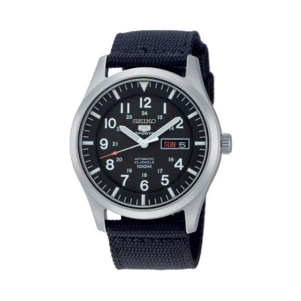 セイコー SEIKO 腕時計 ウォッチ メンズ 男性用 SNZG15K1 Seiko Men's 5 Automatic Watch SNZG15K1