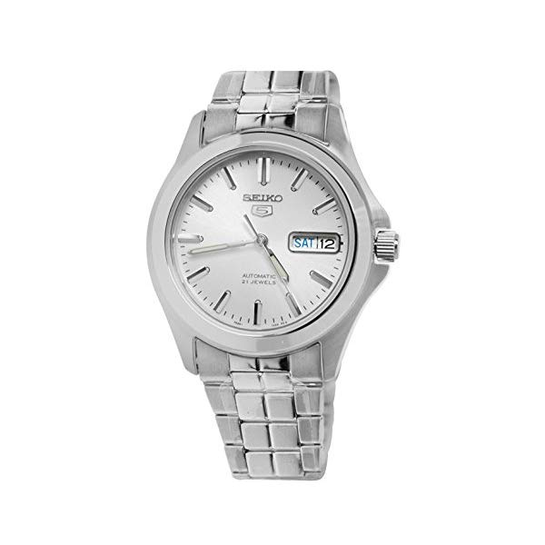 セイコー 腕時計 SEIKO SNKK87 メンズ ウォッチ 男性用 SEIKO Men's SNKK87 Two Tone Stainless Steel Analog with White Dial Watch