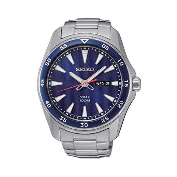 セイコー 腕時計 SEIKO SNE391P1 メンズ ウォッチ 男性用 SEIKO Men's Analogue Quartz Watch with Stainless Steel Bracelet ? SNE391P1