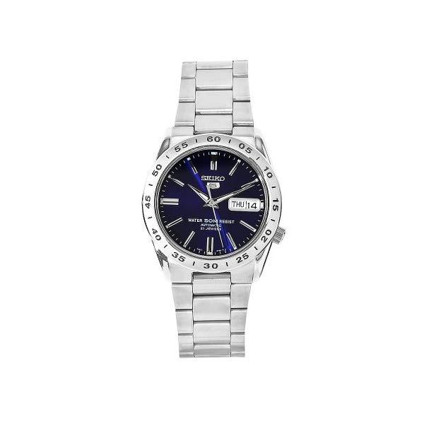 セイコー 腕時計 SEIKO SNKD99 メンズ ウォッチ 男性用 SEIKO Men's SNKD99 5 Stainless Steel Blue Dial Watch
