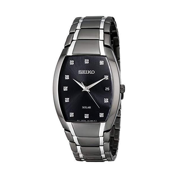 セイコー 腕時計 SEIKO SNE335 メンズ ウォッチ 男性用 SEIKO Men's SNE335 Dress Solar Analog Display Japanese Quartz Two Tone Watch