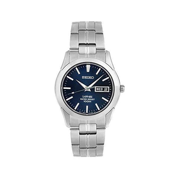 セイコー 腕時計 SEIKO SGG717P1 メンズ ウォッチ 男性用 SEIKO SGG717P1 Mens Sapphire Steel Watch