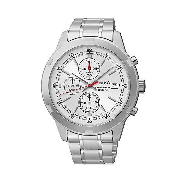 セイコー 腕時計 SEIKO SKS417 メンズ ウォッチ 男性用 SEIKO SKS417 Chronograph Silver Dial Stainless Steel Mens Watch