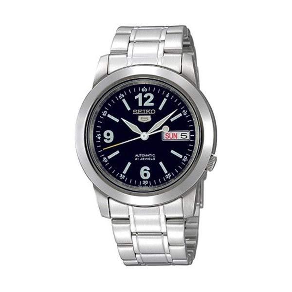 セイコー 腕時計 SEIKO SNKE61K1 ウォッチ メンズ 男性用 SEIKO Men's Automatic Blue Dial Stainless Steel