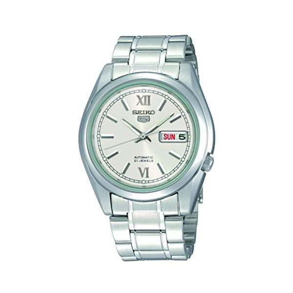セイコー 腕時計 SEIKO SNKL51K1 ウォッチ メンズ 男性用 SEIKO Mens Analogue Automatic Watch with Stainless Steel Strap SNKL51K1
