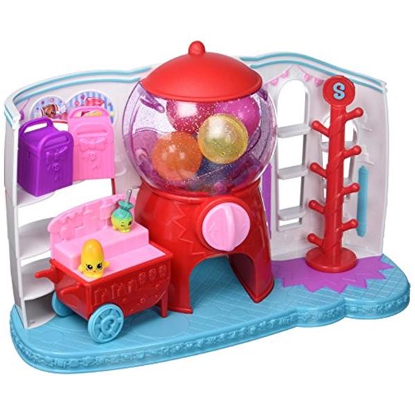 ショップキンズ おもちゃ 人形 ドール フィギュア Shopkins Sweet Spot Playset