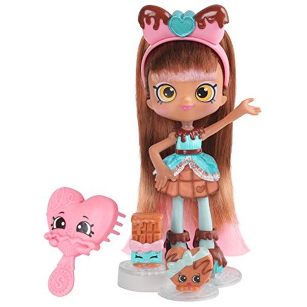 ショップキンズ おもちゃ 人形 ドール フィギュア Shopkins Shoppies Dolls - Cocolette