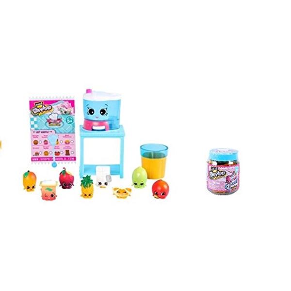『1年保証』 ショップキンズ おもちゃ Club Smoothie 人形 ドール フィギュア Shopkins Juice - Smoothie Collection and Jar - Set from Chef Club Seasonal Edition, リカーアイランド:9325ca1e --- canoncity.azurewebsites.net