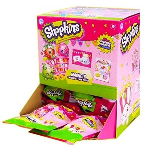 【オンライン限定商品】 ショップキンズ POSTER/1 おもちゃ 人形 ドール フィギュア SHOPKINS 人形 COLLECTIBLE 3 ドール MAGNETS/1 MINI POSTER/1 BLIND SHOPKINS INSIDE SEALED BOX 24 PACKS, 成田市:a57df8d4 --- canoncity.azurewebsites.net