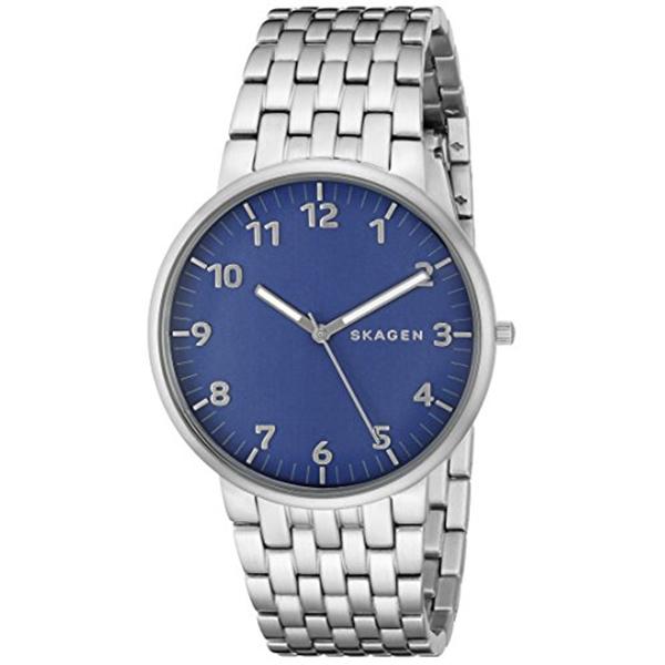 スカーゲン Skagen 腕時計 Skagen Men's SKW6201 Ancher Stainless Steel Link Watch