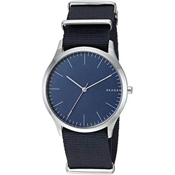 スカーゲン Skagen 腕時計 Skagen Men's SKW6364 Jorn Blue Nylon Watch