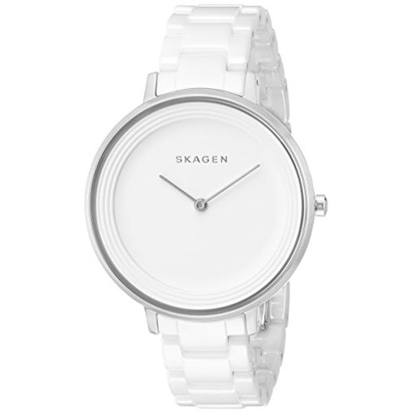 スカーゲン Skagen 腕時計 Skagen Women's SKW2300 Ditte White Link Watch