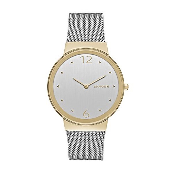 スカーゲン Skagen 腕時計 Skagen Women's SKW2381 Freja Stainless Steel Mesh Watch