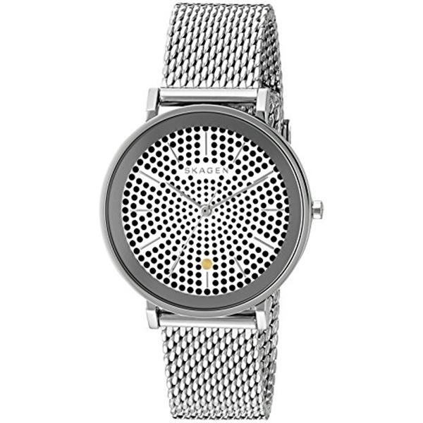 スカーゲン Skagen 腕時計 Skagen Women's SKW2446 Hald Stainless Steel Mesh Watch
