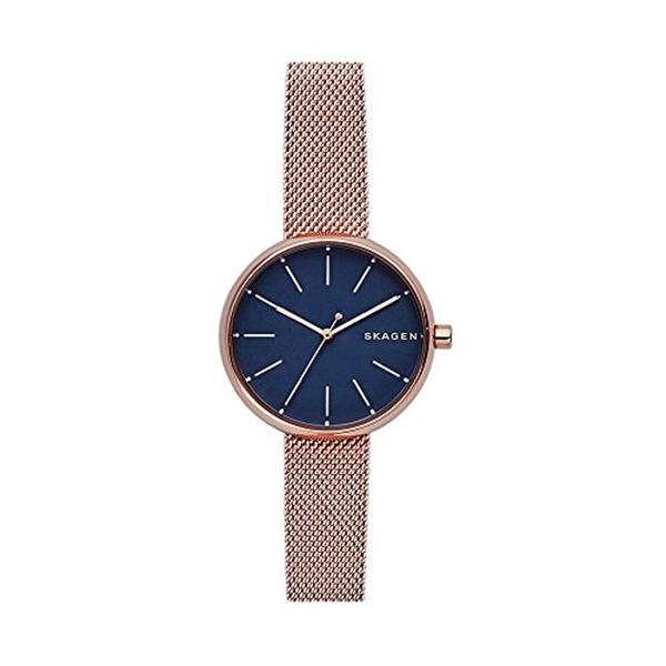 スカーゲン Skagen 腕時計 Skagen Women's SKW2593 Rose Gold Mesh Watch