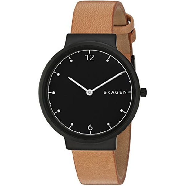 スカーゲン Skagen 腕時計 Skagen Women's SKW2609 Ancher Brown Leather Watch