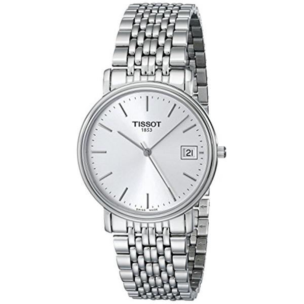 ティソ Tissot 腕時計 メンズ 時計 Tissot Men's T52148131 T-Classic Desire Watch