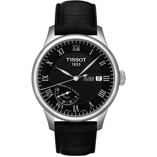 ティソ Tissot 腕時計 メンズ 時計 Tissot T-Classic Le Locle Mens Watch T0064241605300