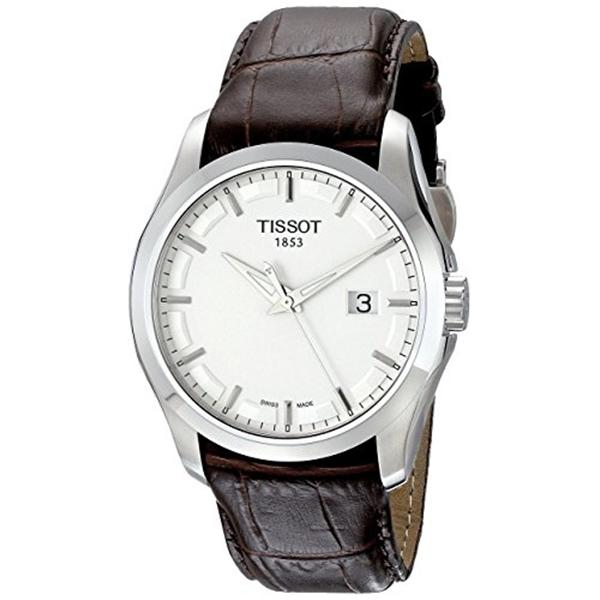 ティソ Tissot 腕時計 メンズ 時計 Tissot Men's Watches Couturier T035.410.16.031.00 - WW