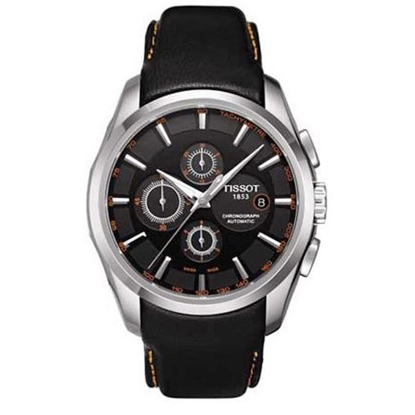 ティソ Tissot 腕時計 メンズ 時計 Tissot Couturier Automatic Mens Watch T035.627.16.051.01