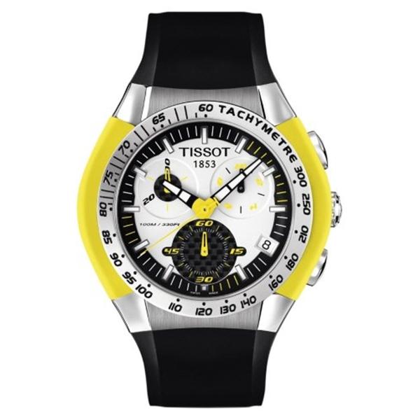 ティソ Tissot 腕時計 メンズ 時計 Tissot Men's T0104171703103 T-Sport Tracx Watch