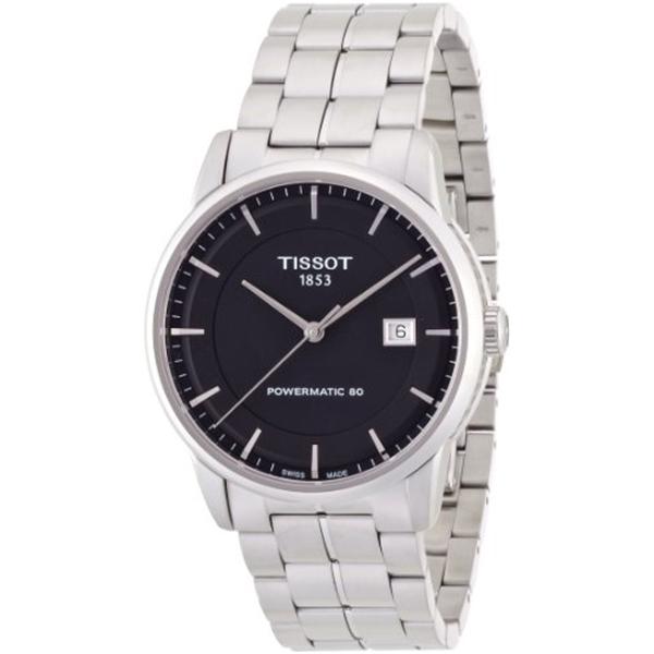 ティソ Tissot 腕時計 メンズ 時計 Tissot Luxury Automatic T0864071105100 Mens Watch