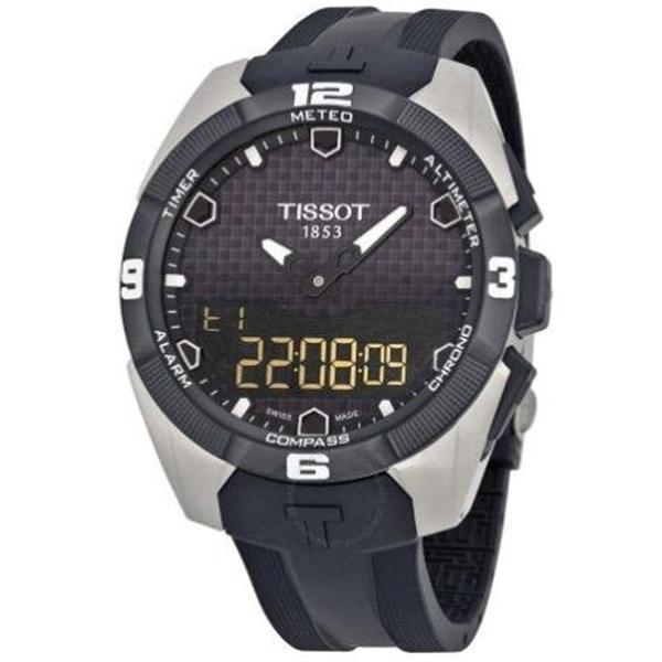 ティソ Tissot 腕時計 メンズ 時計 Tissot T-Touch Expert Solar