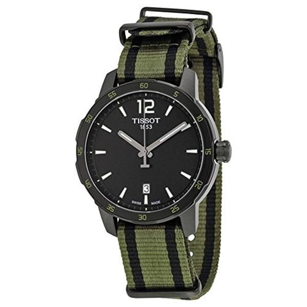 ティソ Tissot 腕時計 メンズ 時計 Tissot Men's T0954103705700 Analog Display Quartz Multi-Color Watch