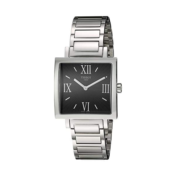 ティソ 腕時計 TISSOT T034.309.11.053.00 ウォッチ レディース 女性用 Tissot Women's T034.309.11.053.00 T Trend Happy Chic Stainless Steel Women's Watch