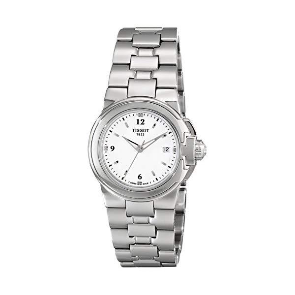 ティソ 腕時計 TISSOT T0802101101700 ウォッチ レディース 女性用 Tissot Women's 'T Sport' White Dial Stainless Steel Quartz Watch T080.210.11.017.00