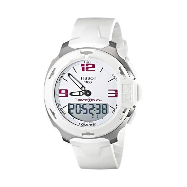 ティソ 腕時計 TISSOT TIST0814201701700 ウォッチ Tレース ユニセックス 男女兼用 Tissot Unisex TIST0814201701700 T-Race Analog-Digital Watch