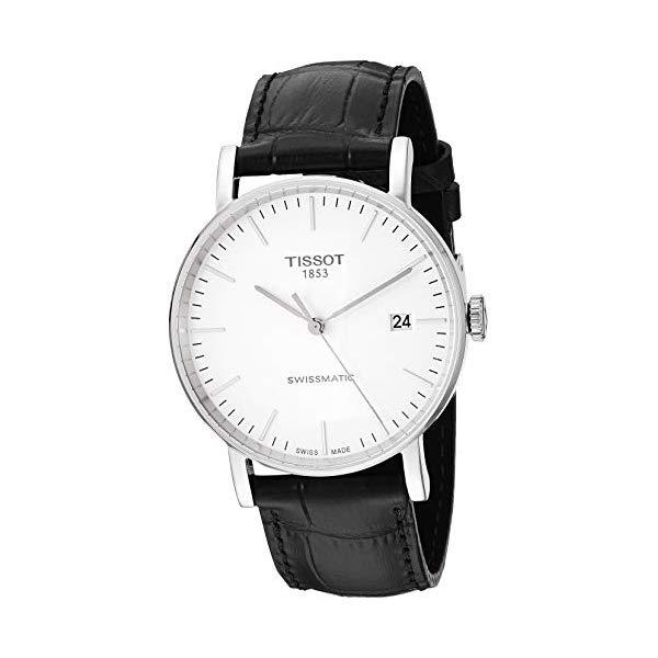 ティソ 腕時計 TISSOT T1094071603100 ウォッチ ユニセックス 男女兼用 Tissot Unisex Everytime Swissmatic - T1094071603100
