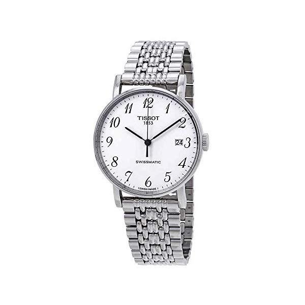 ティソ 腕時計 TISSOT T1094071103200 ウォッチ ユニセックス 男女兼用 Tissot Unisex Everytime Swissmatic - T1094071103200
