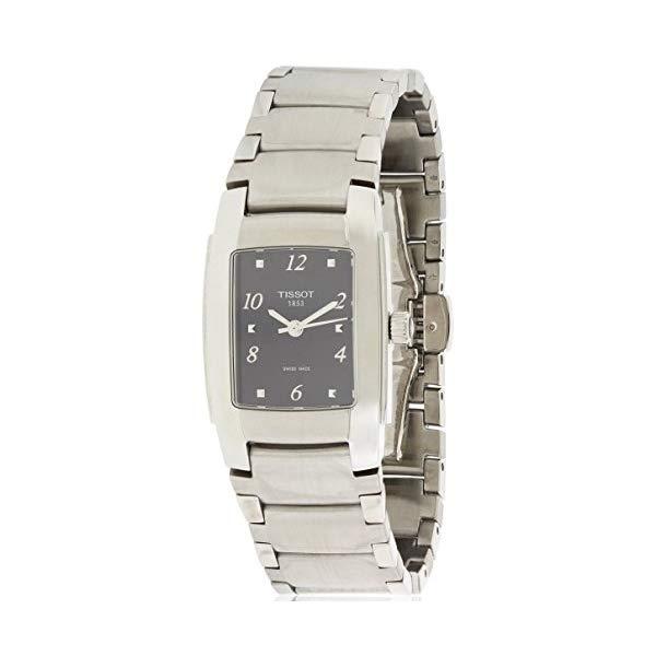 ティソ 腕時計 TISSOT T073.310.11.057.01 ウォッチ レディース 女性用 Tissot T10 Stainless Steel Ladies Watch T0733101105701