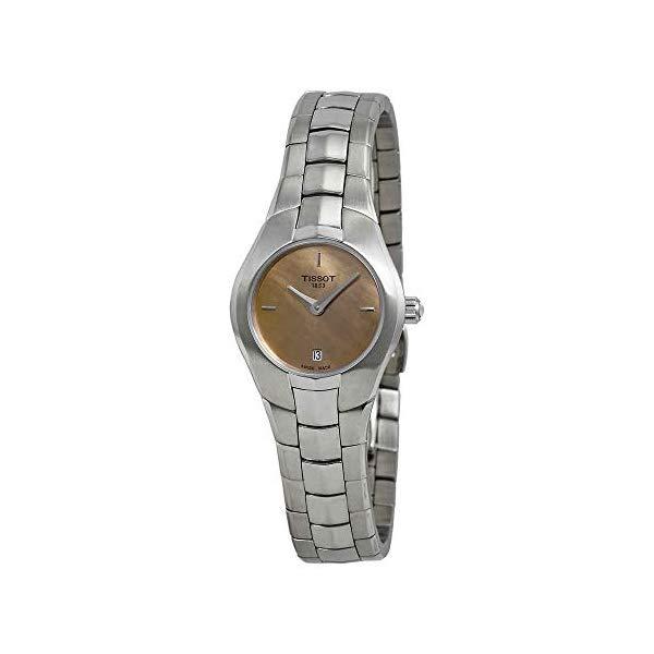 ティソ 腕時計 TISSOT T0960091143100 ウォッチ Tissot T Round