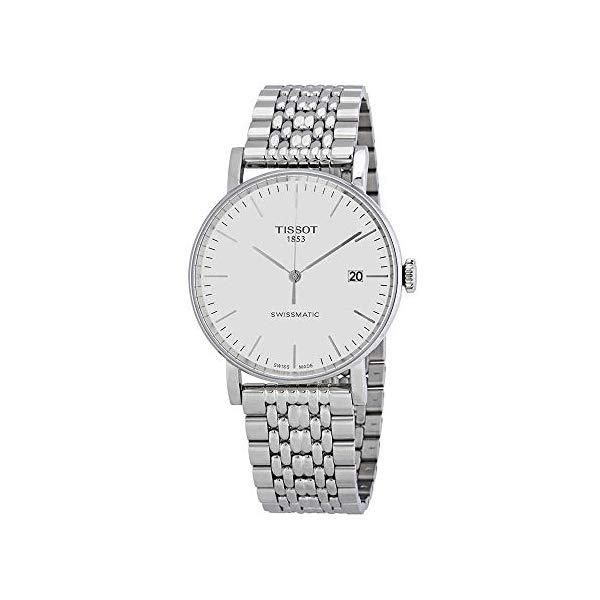 ティソ 腕時計 TISSOT T1094071103100 ウォッチ ユニセックス 男女兼用 Tissot Unisex Everytime Swissmatic - T1094071103100