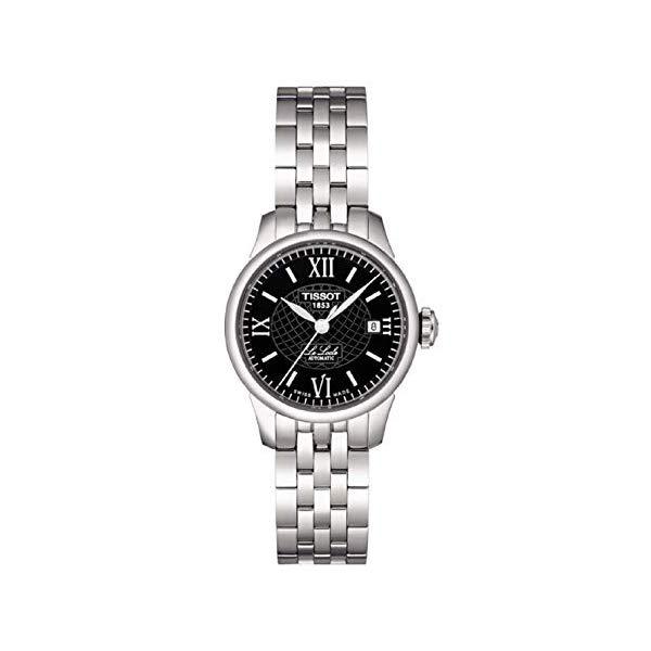 ティソ 腕時計 TISSOT T41118353 ウォッチ レディース 女性用 Tissot Women's T41118353 Le Locle Stainless Steel Bracelet Watch
