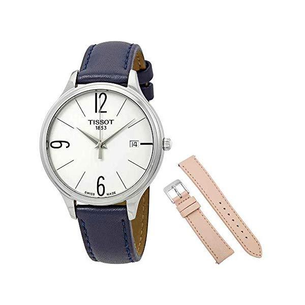 ティソ 腕時計 TISSOT T103.210.16.017.00 ウォッチ レディース 女性用 Tissot Bella Ora White Dial Ladies Watch T103.210.16.017.00