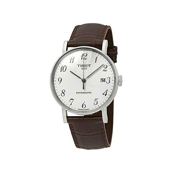 ティソ 腕時計 TISSOT T1094071603200 ウォッチ ユニセックス 男女兼用 Tissot Unisex Everytime Swissmatic - T1094071603200