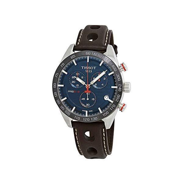 ティソ 腕時計 TISSOT T1004171604100 ウォッチ TISSOT PRS 516 Chronograph T100.417.16.041.00
