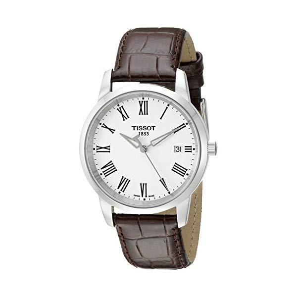 ティソ 腕時計 TISSOT T0334101601301 ウォッチ メンズ 男性用 Tissot Men's T0334101601301 Classic Analog Watch