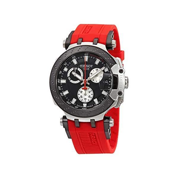 ティソ 腕時計 TISSOT T1154172705100 ウォッチ Tレース TISSOT T-Race Chrono T115.417.27.051.00