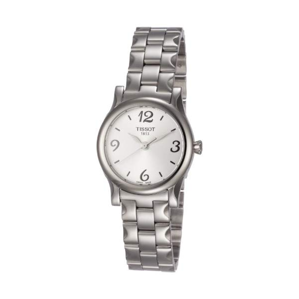 ティソ 腕時計 TISSOT T0282101103700 ウォッチ Women's T0282101103700 レディース 女性用 Tissot Women's レディース T0282101103700 Stylis-T Silver Dial Watch, selfish:8081c063 --- ww.thecollagist.com